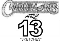 Arc XIII: Sketches