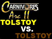 Arc II: Tolstoy vs. Tolstoy