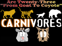 Arc XXIII: From Goat To Coyote