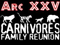 Arc XXV: Carnivores Family Reunion