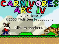 Arc IV: 16-Bit Theater