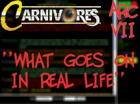 Arc VII: What Goes On In Real Life